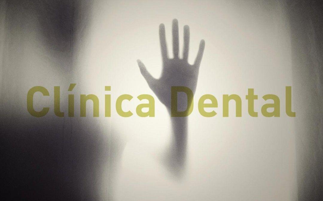 Odontofobia, miedo al dentista.