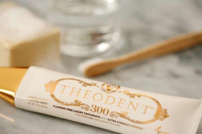 Pastes dentals de luxe