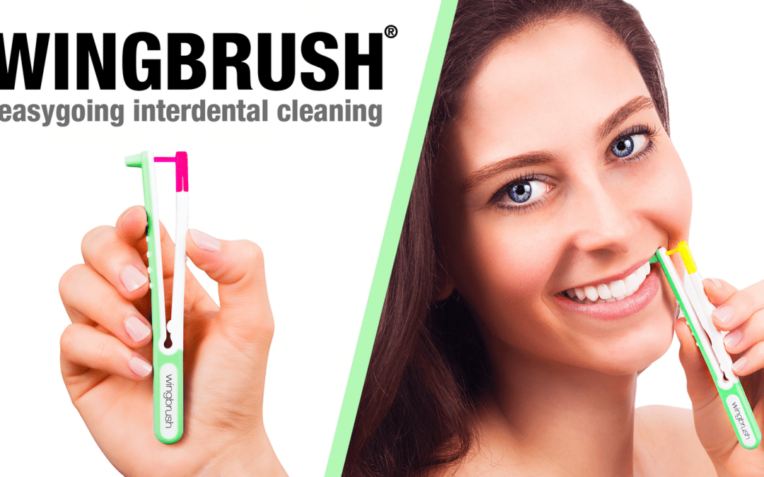 "Wingbrush ""el interdental ala"""