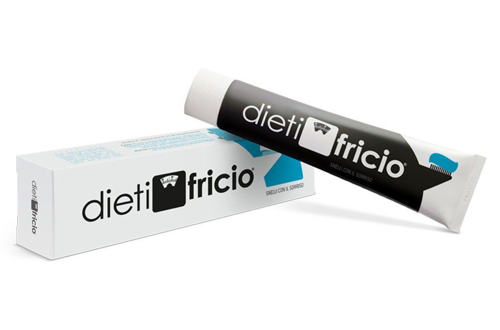 Dietifricio, «la pasta de dientes adelgazante»