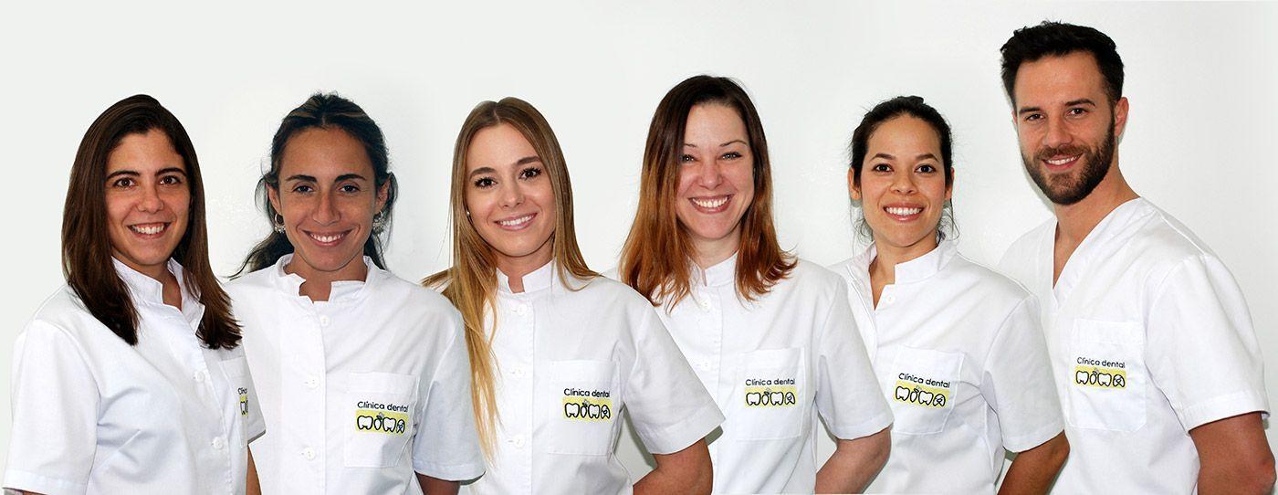 Equipo Mima - Clínica Dental