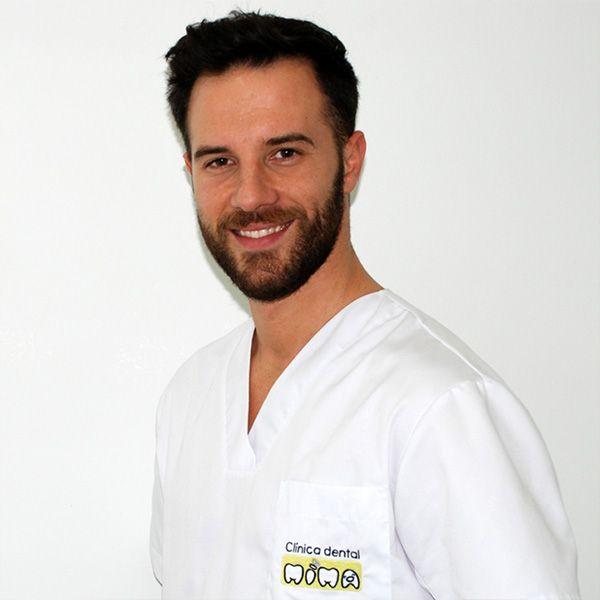 Dr. Marc Herrero Burgos - Odontòleg
