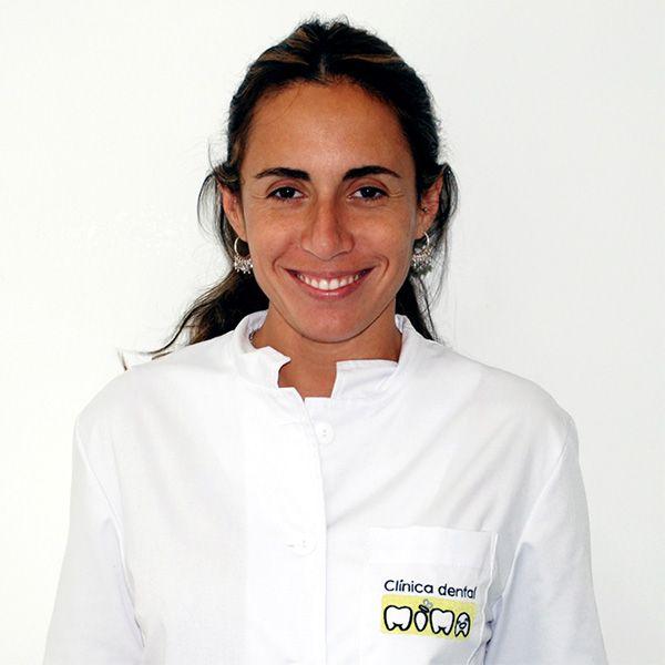 Dra. Patricia Deza Borau - Odontòloga