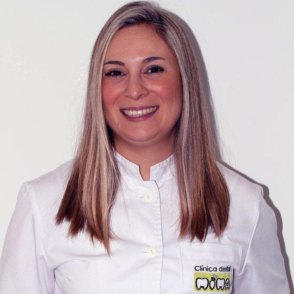 Judith Moreno - Higienista Dental