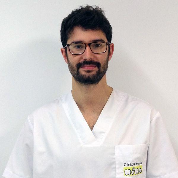 Dr. Diego Gutiérrez Grano - Odóntòleg